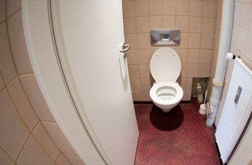 Geldstrafe für Toiletten-Filmer