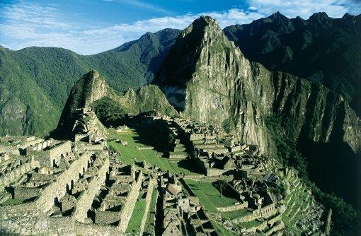 Pampa bis Machu Picchu
