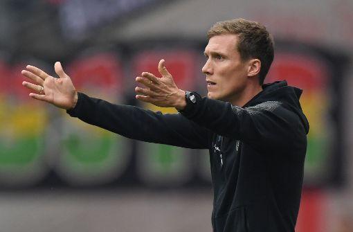 Hannes Wolf fehlen ein Dutzend Nationalspieler
