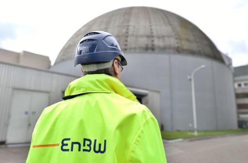 Akw in Obrigheim soll 2025 verschwunden sein