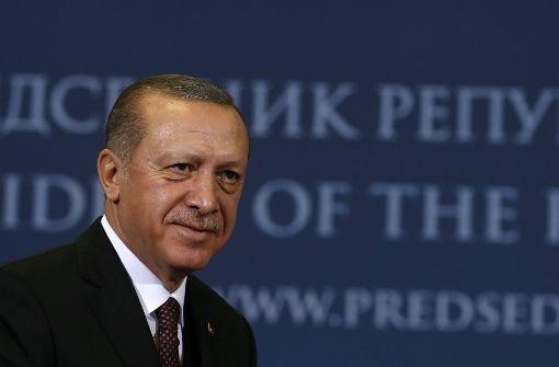 Erdogan: Türkei erkennt US-Botschafter nicht mehr an
