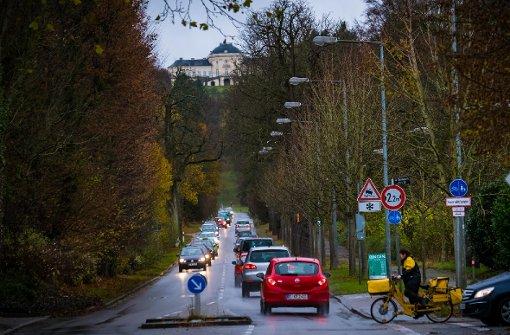 Stammheim, Staus und Oettinger auf 13 Kilometern