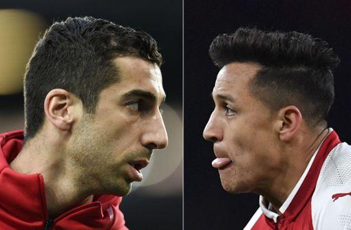 Alexis Sanchez zu Manchester United, Henrich Mchitarjan zu Arsenal