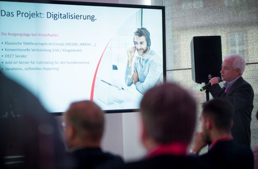 Funkende Spülmaschinen: Digitale Ideen im Ländle
