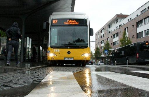 Bus fährt jetzt mit Wasserstoff