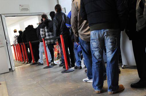 170.000 ältere Arbeitslose fallen raus