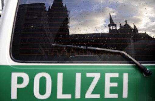 Polizei findet Tatwaffe
