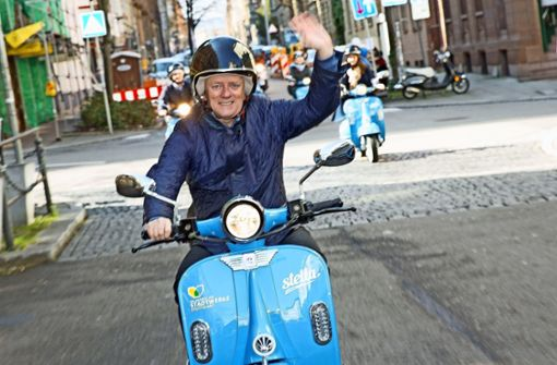 Fritz Kuhn eröffnet Stella-Saison
