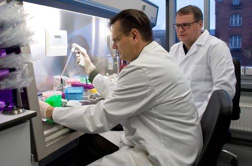 Deutsche Mediziner vermelden Erfolg im Kampf gegen HIV