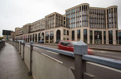 Heute steht an selber Stelle das Einkaufszentrum Gerber. Foto: Lichtgut/Leif Piechowski