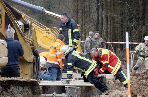 Unfall kostet Bauarbeiter das Leben
