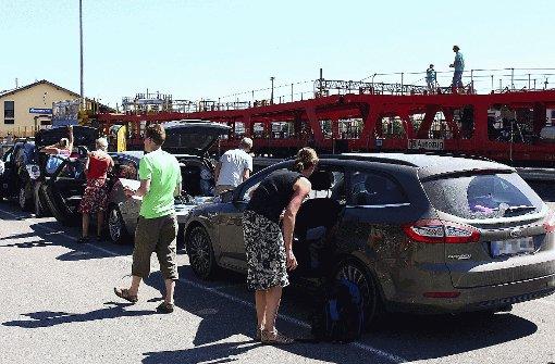 Huckepack: 271 000 Reisende nutzten im vergangenen Jahr das Angebot der DB Autozug GmbH und starteten im Schlaf- oder Liegewagen in den Urlaub. Foto: Pieren