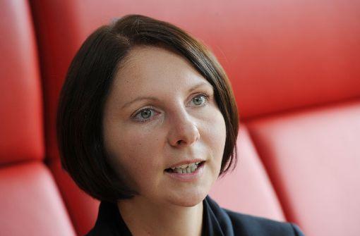 Die Bildungsexpertin der Grünen-Landtagsfraktion Sandra Boser will sich auf Anfrage nicht zu ihren Überlegungen äußern Foto: dpa