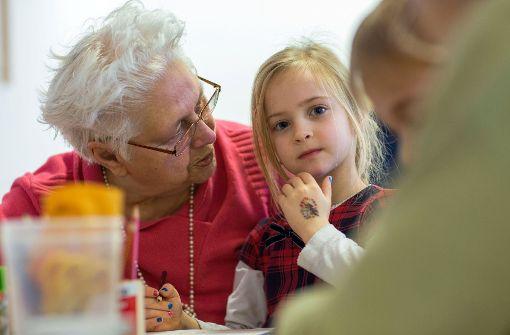 Ältere haben mehr Geld zur Verfügung