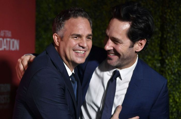 """Patron of the Artists Awards"" in Kalifornien: Auszeichnungen für Mark Ruffalo und Jennifer Aniston"