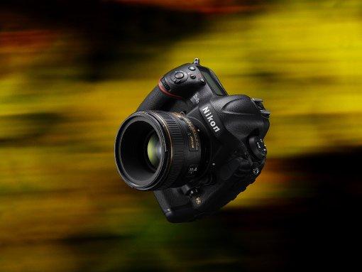 Nikon D4S - das neue ultimative Werkzeug mit FX-Format-Sensor für Profis