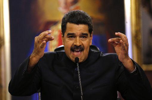 Schüsse auf Gericht in Venezuela