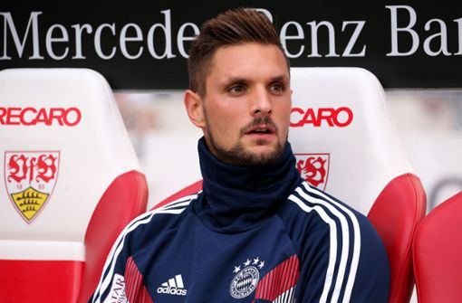 Der Schorndorfer Sven Ulreich spielte von 1998 bis 2015 beim VfB, erst in der Jugend, später bei den Profis. Seit 2015 ist er ein Wahl-Bayer, zumeist eben auf der Bank... Foto: Baumann