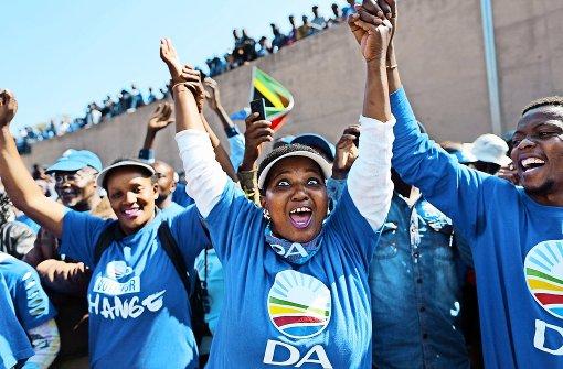 Mandelas Erben versinken im Korruptionssumpf