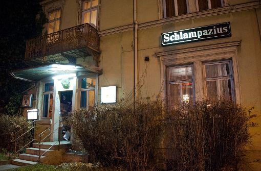 Das denkmalgeschützte Gebäude in der Wagenburgstraße (Stuttgart-Ost) wird saniert und sucht einen neuen Pächter. Foto: Lichtgut - Oliver Willikonsky