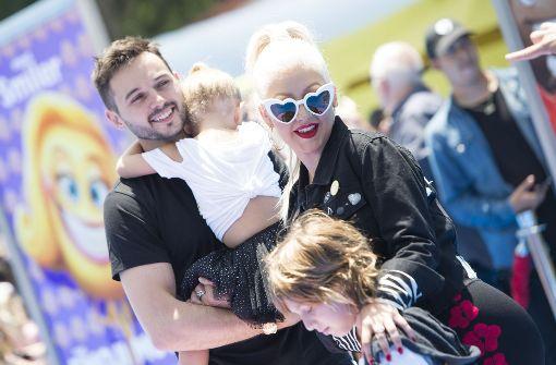 Christina Aguilera bringt ihre Kinder mit zur Premiere