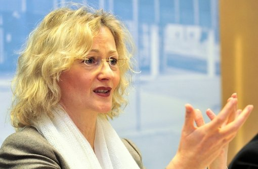 Kultusministerin Gabriele Warminski-Leitheußer. Foto: dpa