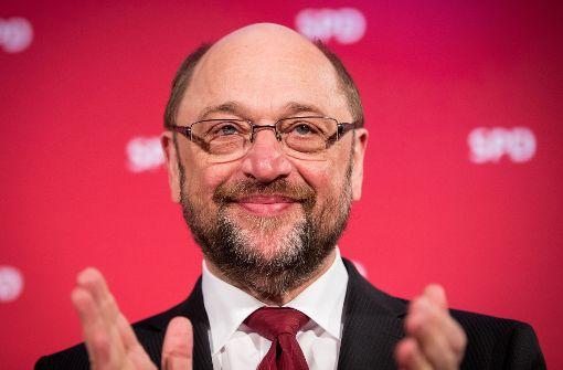 SPD weiter im Umfragehöhenflug