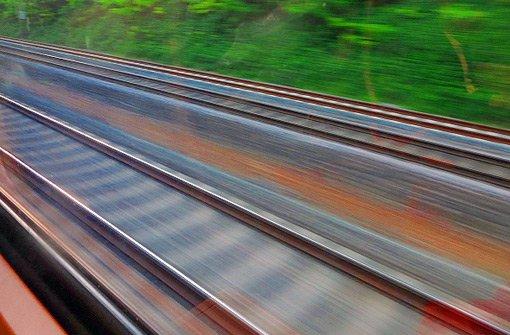 Lebensgefährliches Selfie auf Bahngleis