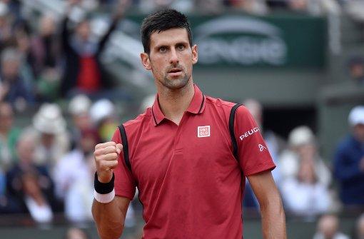 Djokovic triumphiert in Paris