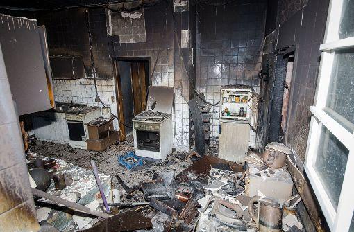 Viertes Todesopfer nach Brandstiftung