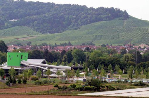 Im Fellbacher Schwimmbad F3 ist am Wochenende eine Frau ums Leben gekommen. Foto: dpa