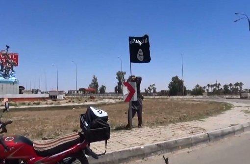 Iraks Armee erleidet Rückschlag gegen IS