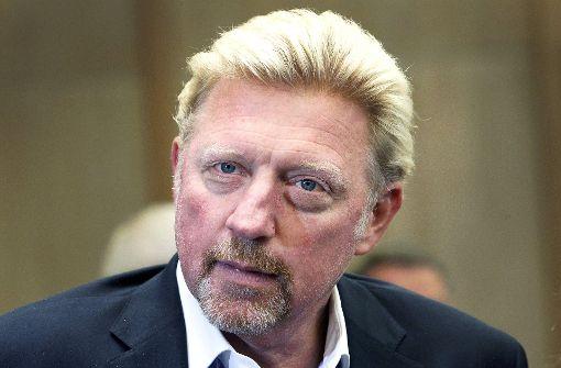 Boris Becker als Herren-Chef vorgestellt