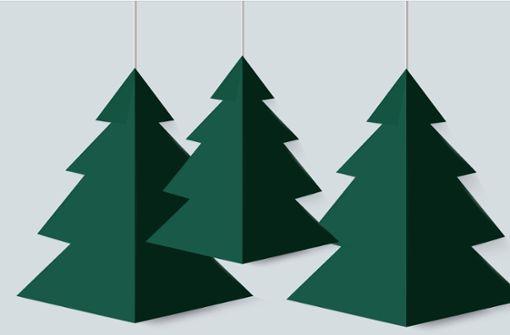 Ursprung des weihnachtsbaumes