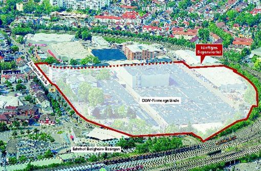 Jury kürt Planungssieger für das neue Großquartier