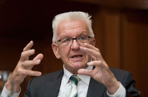 Kretschmann: Ergebnisse des Diesel-Gipfels reichen nicht