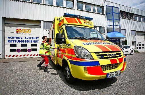 Die Rettungsdienste sind noch zu langsam