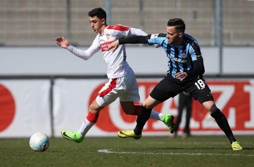 Der VfB II holt Lukas Kiefer zurück