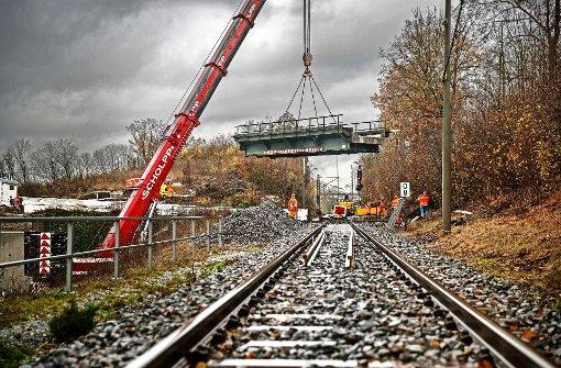 Bahn weist Kritik zurück