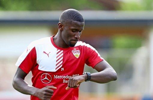 Die Zeit von Antonio Rüdiger beim VfB Stuttgart läuft ab. Foto: Pressefoto Baumann