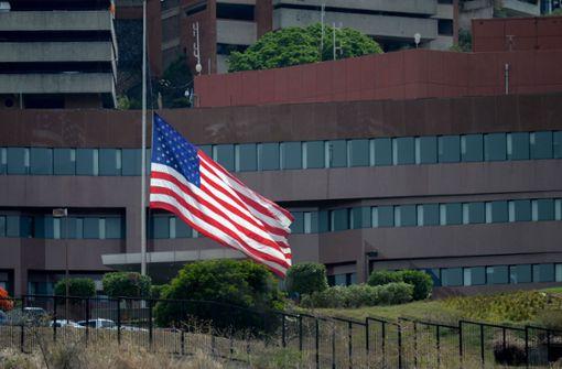 Präsident Maduro wirft US-Diplomaten aus dem Land