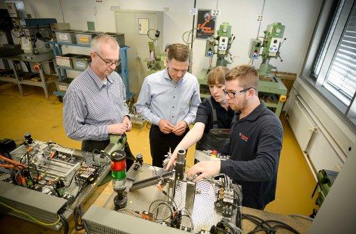 So viele Jobs in Stuttgart wie seit Jahrzehnten nicht mehr