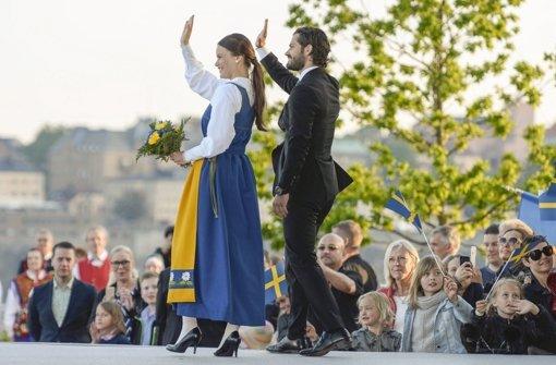 Kommen diese Royals nach Stockholm?