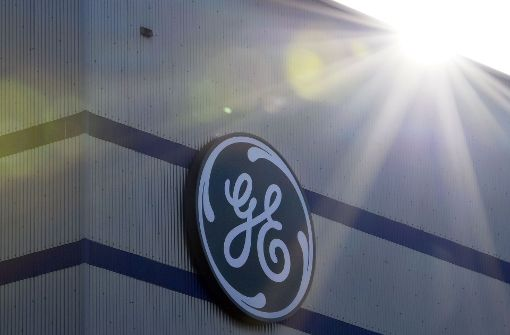 General Electric plant Stellenstreichungen in Deutschland. Foto: AFP
