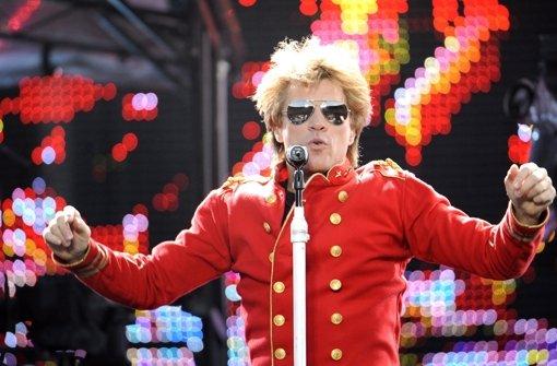 Hautnah bei Bon Jovi im Zapata