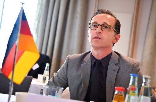 Heiko Maas kritisiert Vorgehen von Immobilienbesitzern