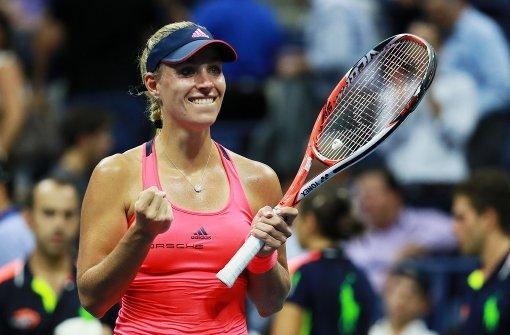 Im US-Open-Finale und Nummer eins der Weltrangliste