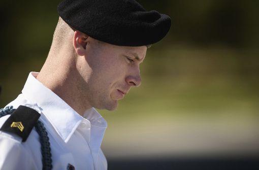 Bowe Bergdahl droht lebenslange Haft