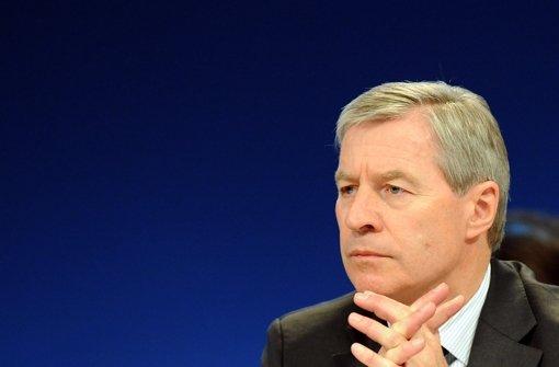 Deutsche-Bank-Chef Fitschen unter Verdacht