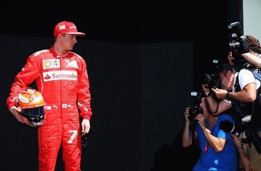 Fragezeichen bei Ferrari